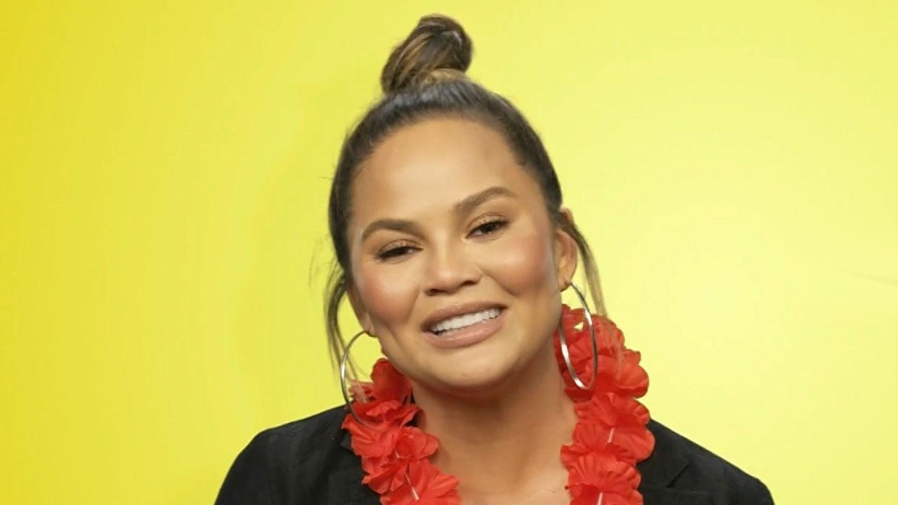 Chrissy Teigen Can T Wait To Bring Daughter Luna To The Hotel