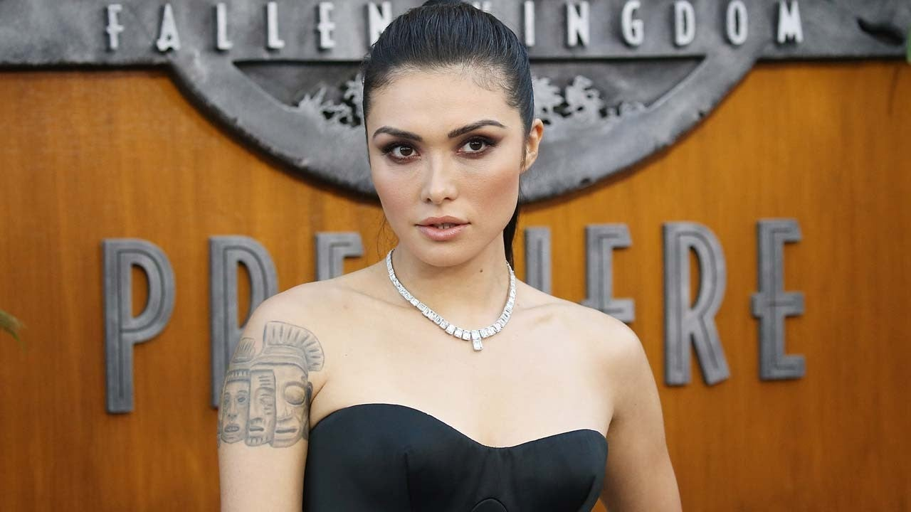 Jurassic World Fallen Kingdom Star Daniella Pineda On