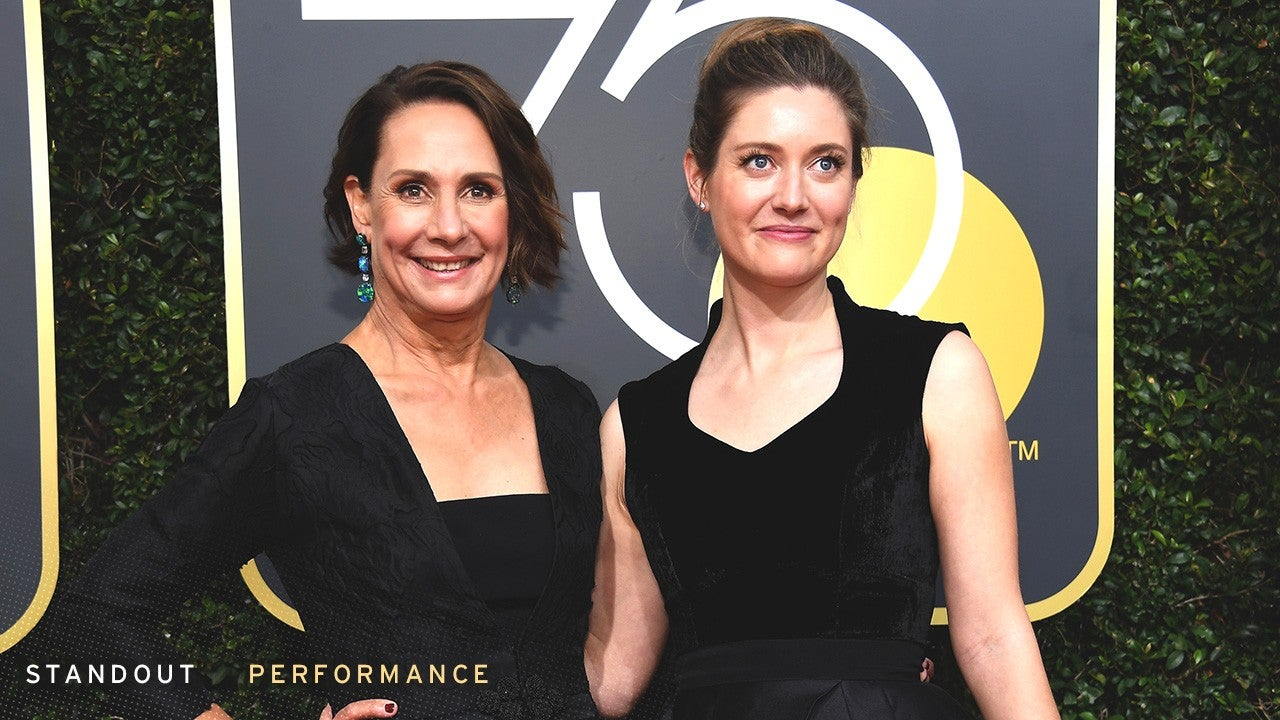 Emmys 2018 How Laurie Metcalf And Zoe Perry Could Make Emmy History Exclusive Entertainment Tonight