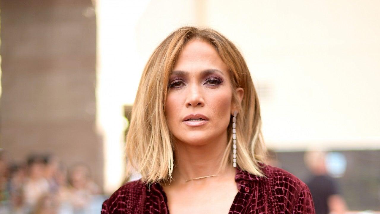 Jennifer Lopez Has Beach Birthday With Alex Rodriguez And