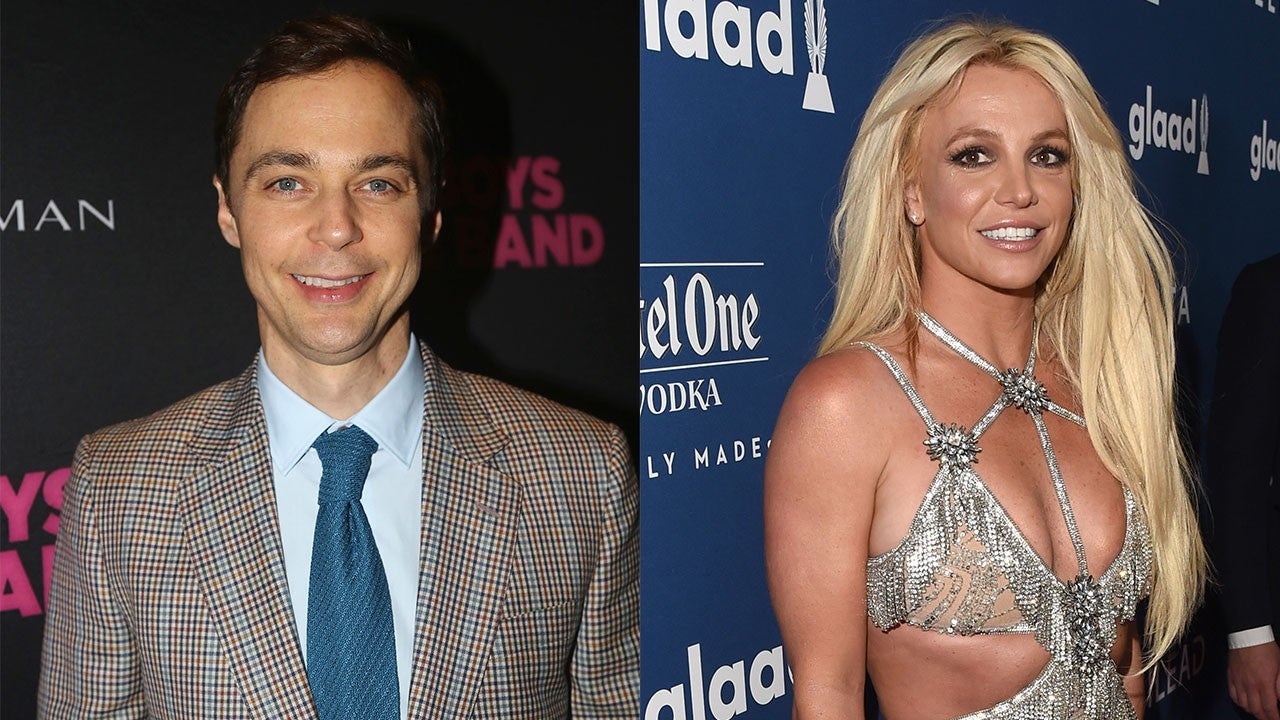 Jim Parsons Credits a Britney Spears Song for Inspiring ... Britney Spears Songs