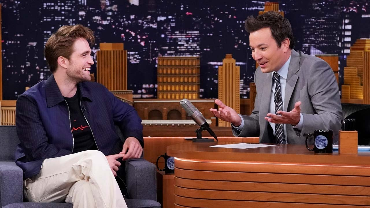 Jimmy Fallon Recalls What Made Him Break During Famous ...