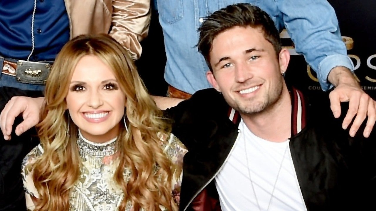 Online Dating Sites >> Carly Pearce and Michael Ray Confirm They're Dating With Adorable PDA Pic   Entertainment Tonight