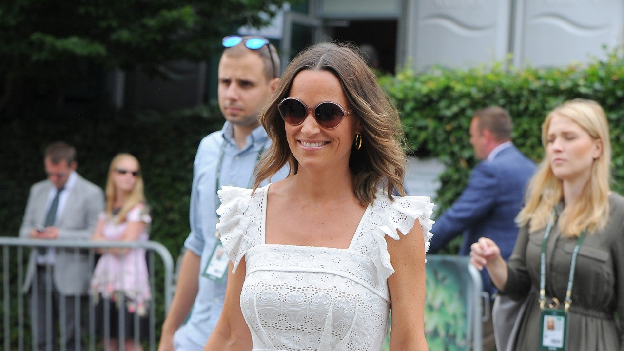 Pippa Middleton's Summer Maternity Style Is Totally Worth.