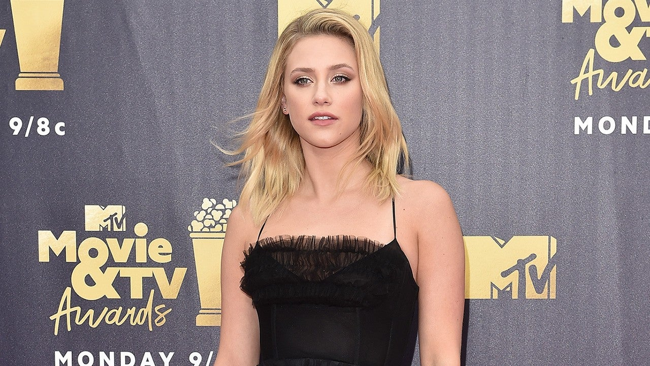 Lili Reinhart Talks Body Dysmorphia After Critics Who Say She's Too Skinny to Have Body Image Issues | Entertainment Tonight