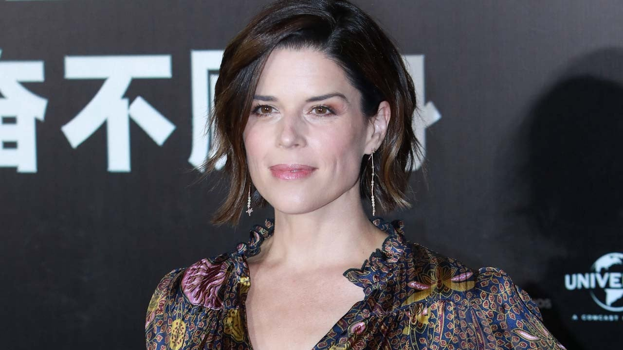 Neve Campbell Finds Absolute Heaven In Adopted Son