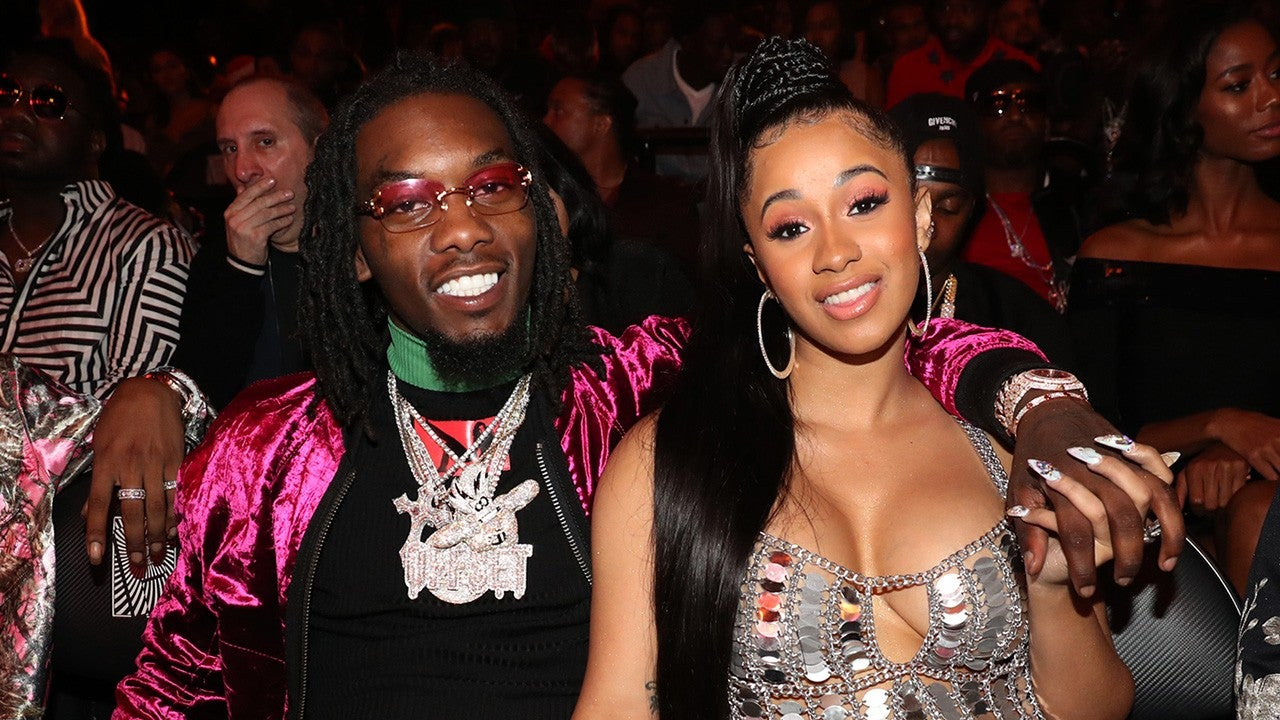 Cardi B Shares Sweet Photo of Her and Offset During Doctor ...