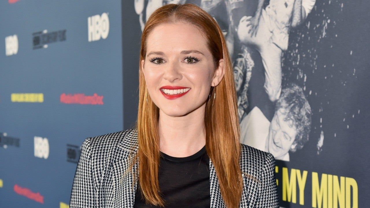 Sarah Drew Reacts to Surprise Emmy Nomination After 'Grey's Anatomy' Exit