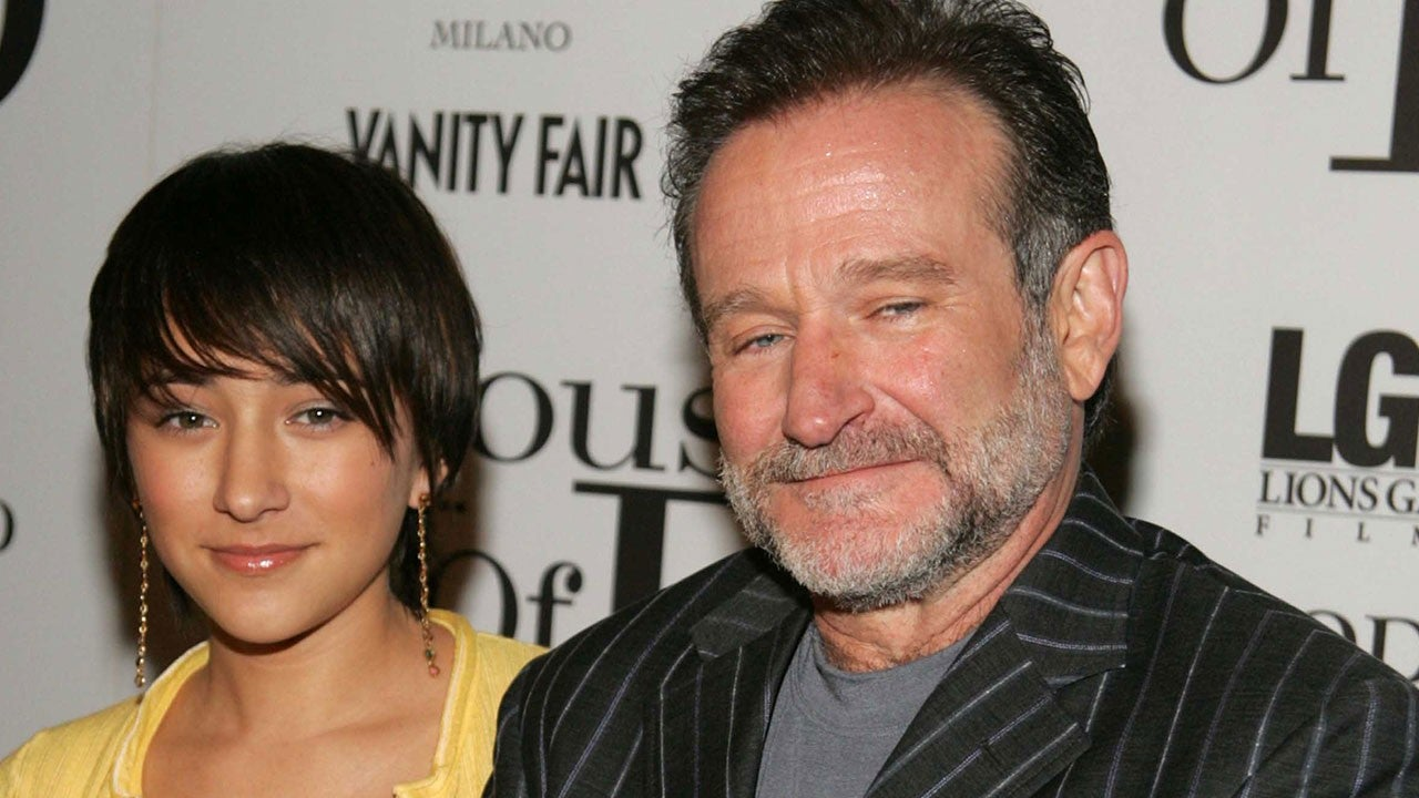 robin williams daughter zelda reveals how she honors her