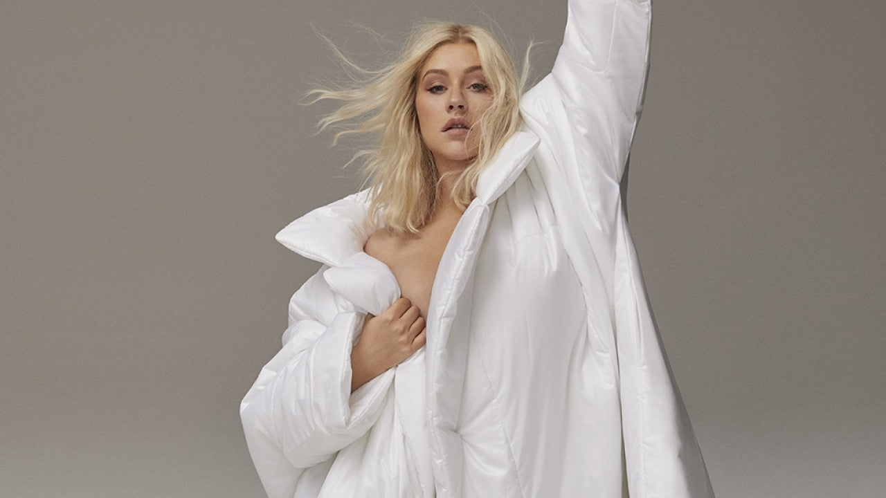 Christina Aguilera Recalls Being Hurt When Pitted