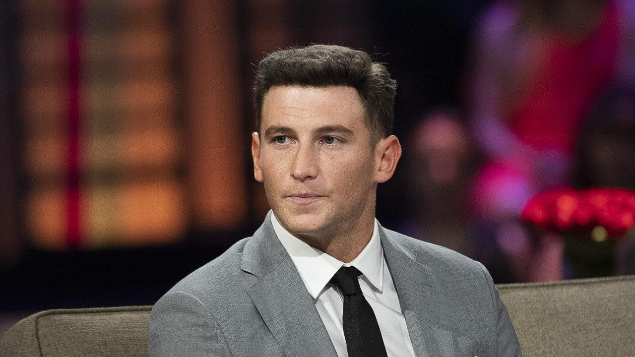 Bachelorette Runner Up Blake Horstmann On Whether He S