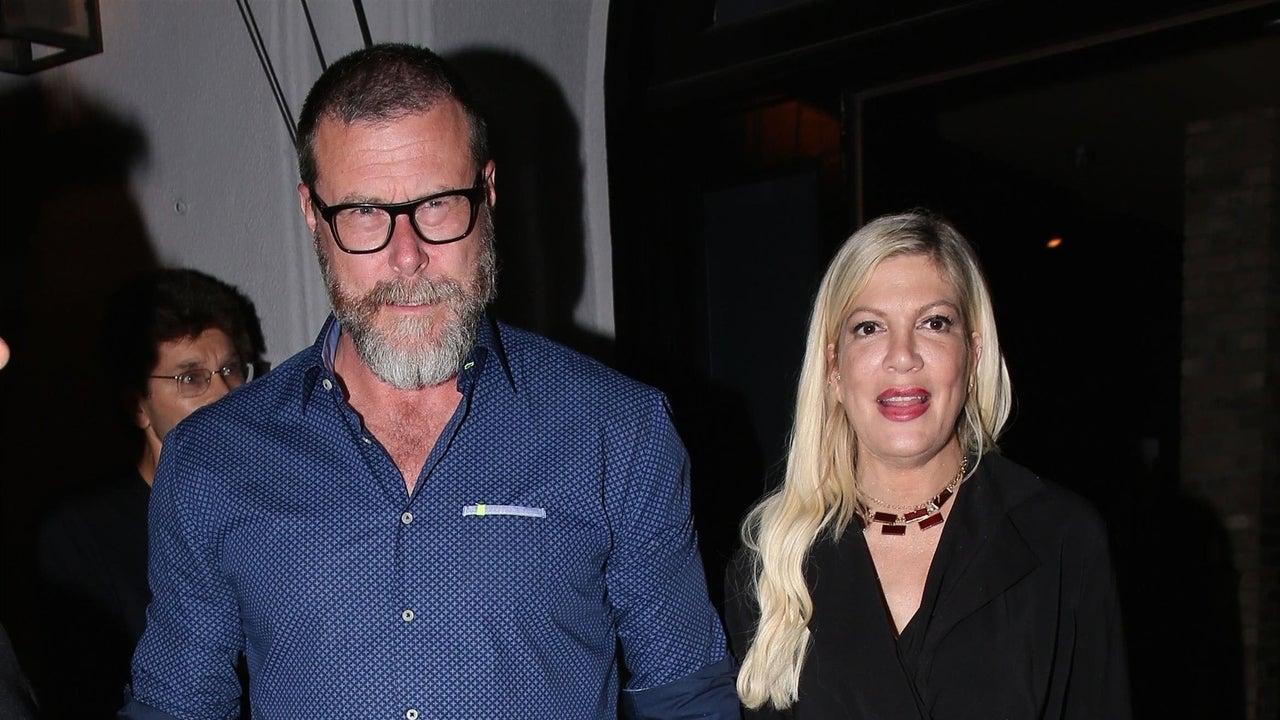 Tori Spelling And Husband Dean Mcdermott Enjoy Pda Filled
