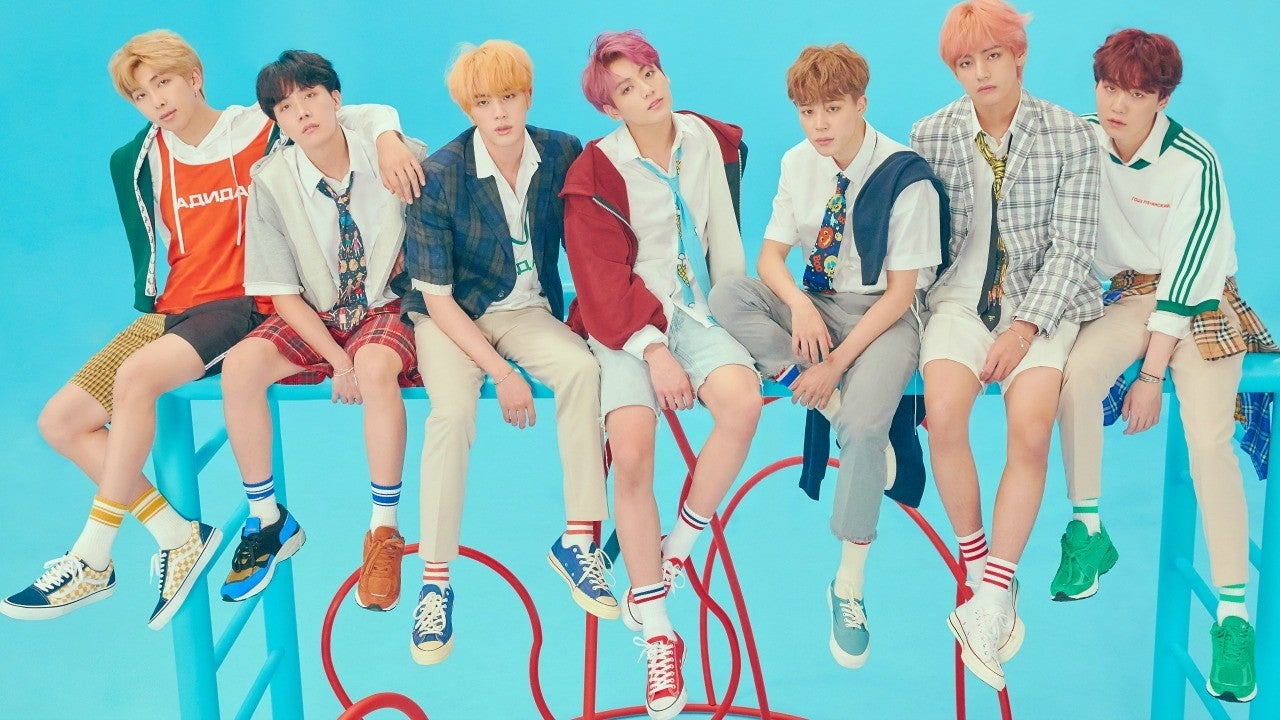 Bts Idol Music Video Is A Colorful Masterpiece That You Have To