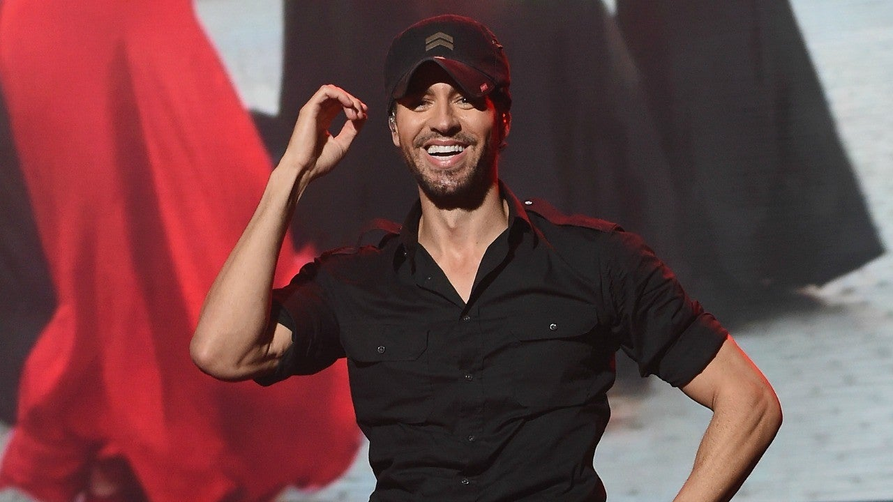 Enrique Iglesias Posts Sweet Video of His and Anna Kournikova's Daughter Dancing to His New Album