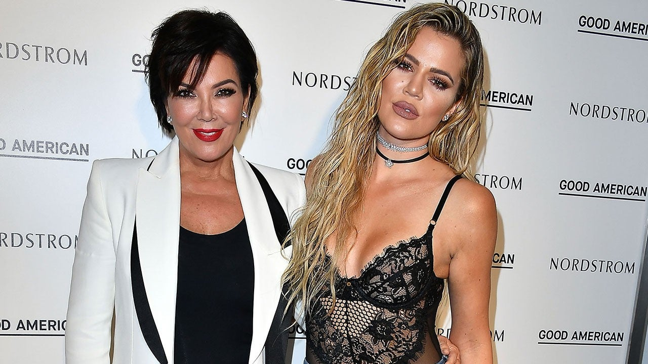 Khloe Kardashian Butts Heads With Kris Jenner In New Clip