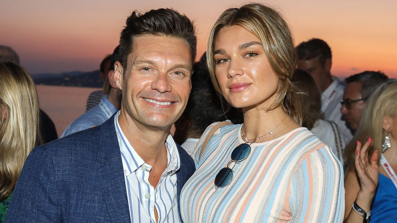 Ryan Seacrest and On-Off Girlfriend Shayna Taylor Split for the Third Time