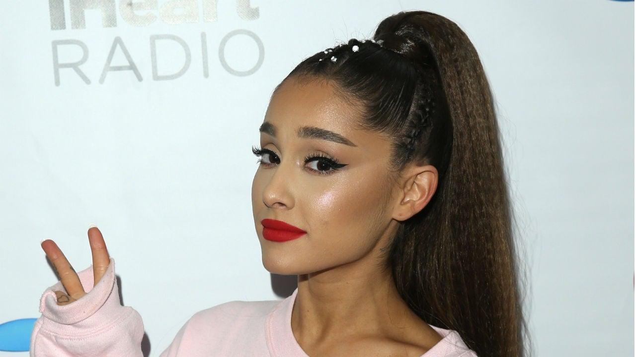 Ariana Grande Emotionally Struggles On Twitter: 'Can I