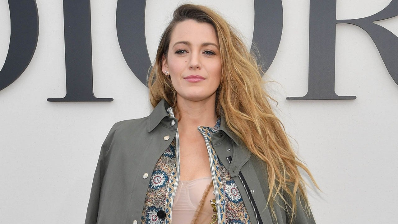 Blake Lively Is in Talks to Develop a New Scripted Fashion Series With Amazon