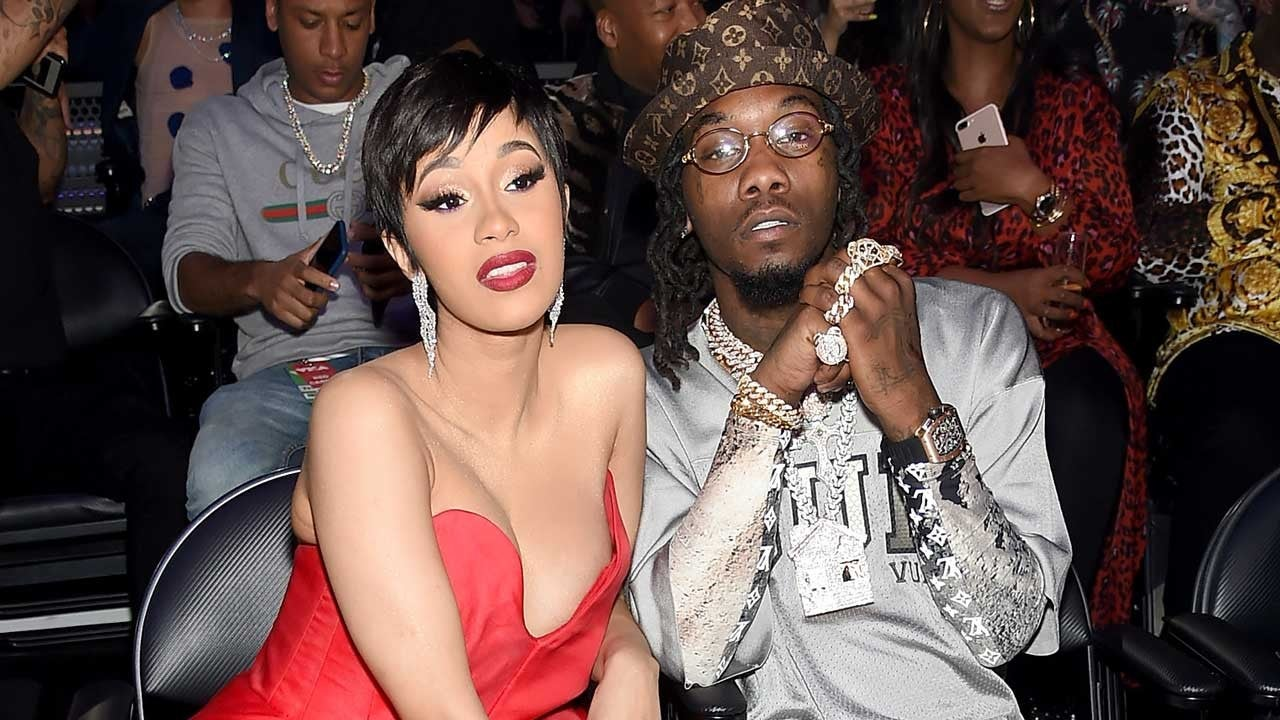 Cardi B S Husband S Lawyer Says Offset Targeted By: Cardi B Shares Throwback Picture To Her And Offset's