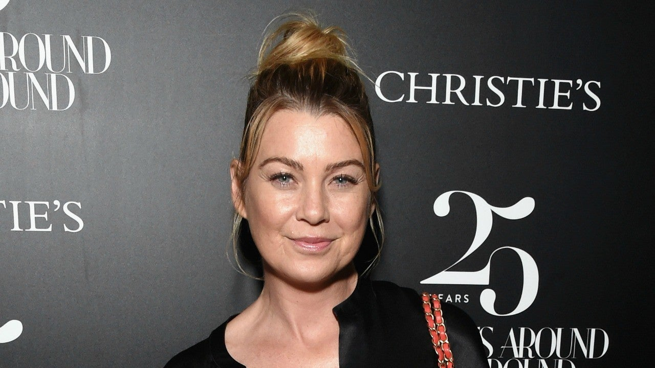 Ellen Pompeo on Why Meredith Hasn't Found Love on 'Grey's ...