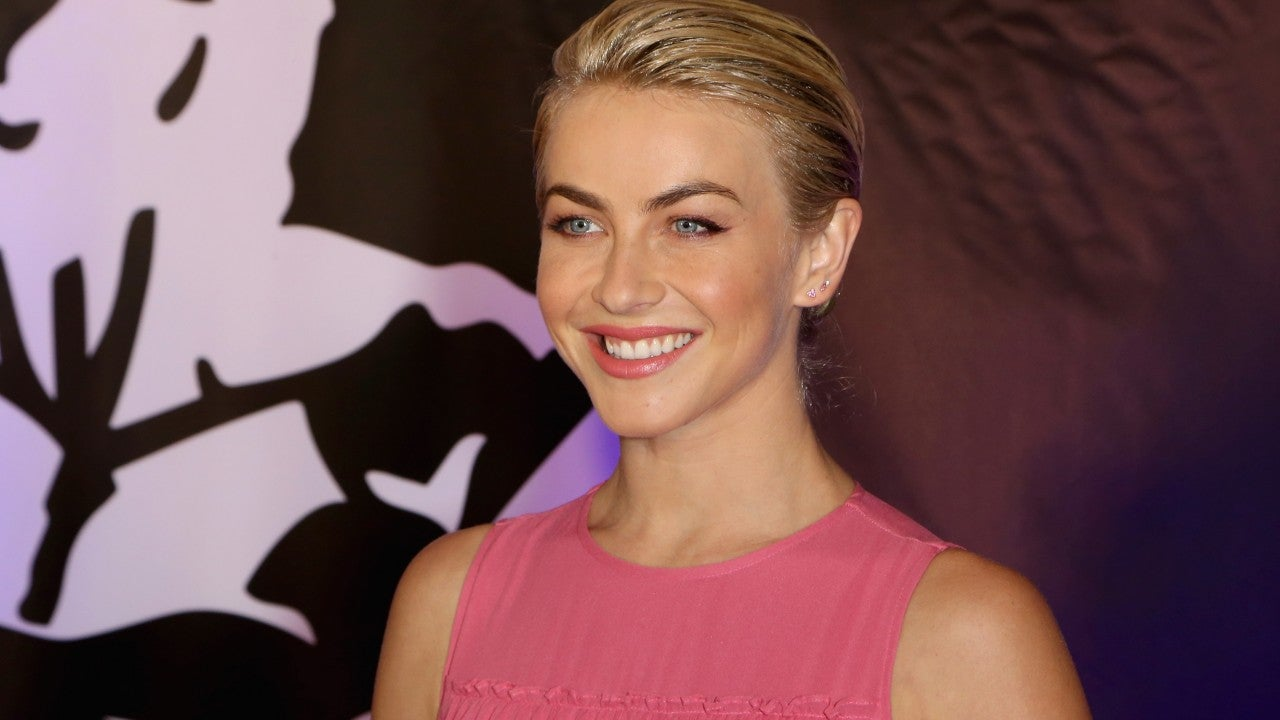 Julianne Hough Gushes Over New Bob Haircut On Instagram And Tells