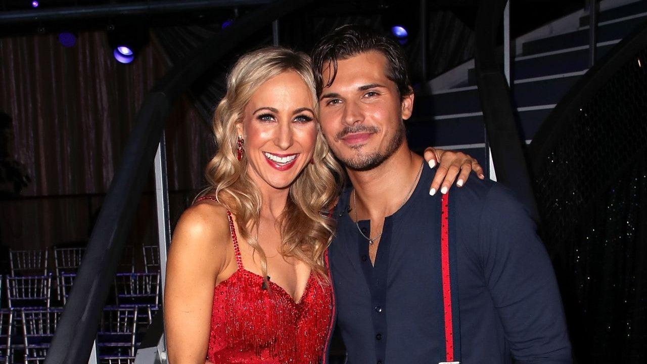 Nikki Glaser Roasts 'Dancing With the Stars' Judges With Gleb Savchenko Followin...