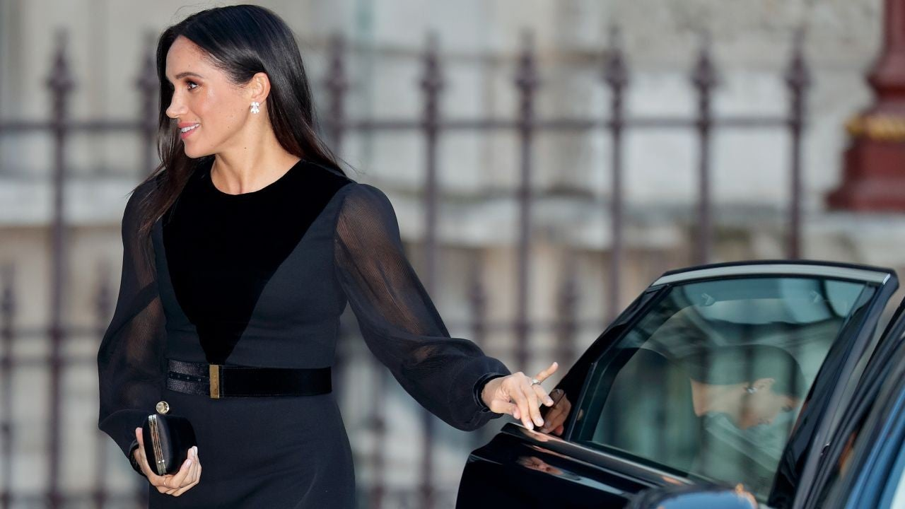 Meghan Markle Proves She's Just Like Us With Simple Gesture -- Watch!