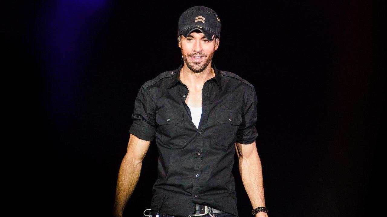 Enrique Iglesias Is Top Latin Artist at Billboard Latin Music Awards