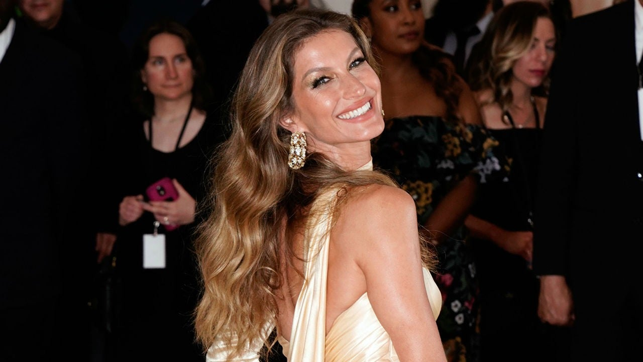 Gisele Bundchen and Daughter Vivian are Overwhelmed With Joy Upon Meeting a Disn...