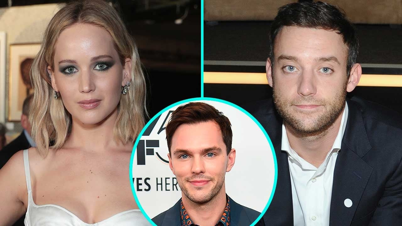 Jennifer Lawrence Brings New Boyfriend to Ex Nicholas ...