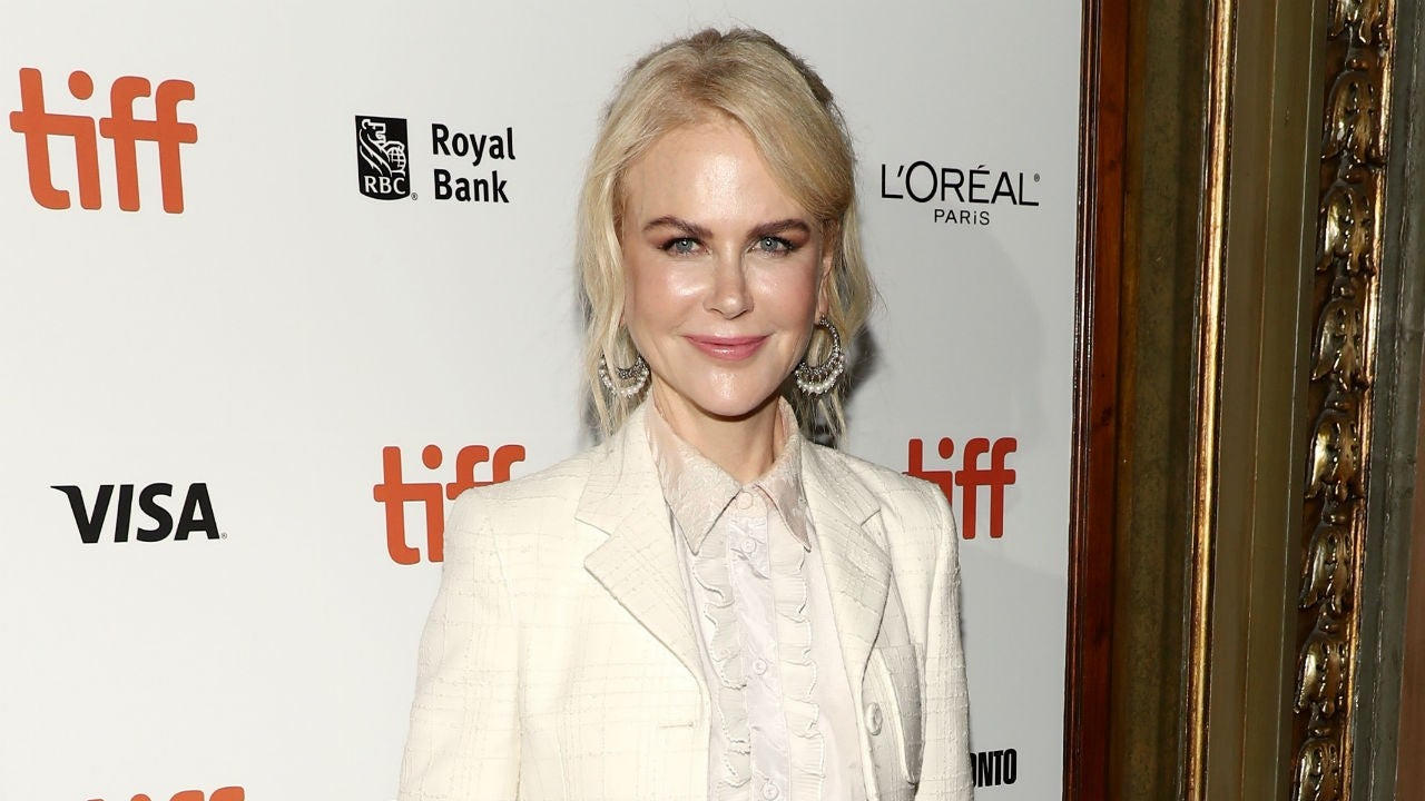 Nicole Kidman Talks About the Impact of Her Acting on Her Children (Exclusive)