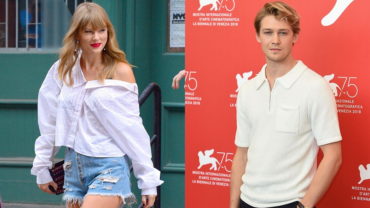Taylor Swift S Boyfriend Joe Alwyn Breaks His Silence About Their Relationship Entertainment Tonight