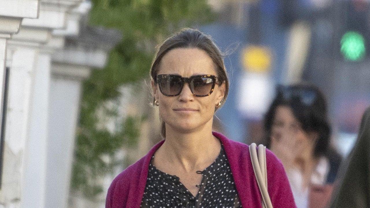 Pregnant Pippa Middleton Says 'Reality Is Finally Kicking.
