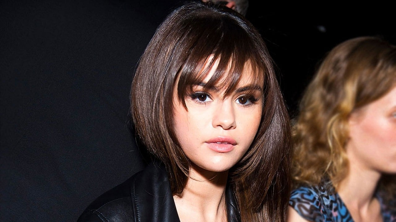 Selena Gomez Hospitalized For Mental Health Treatment After Reported Emotional B...