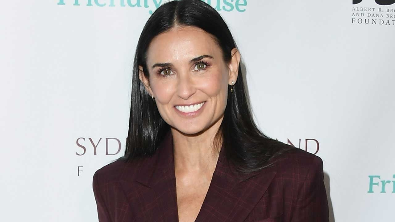 b34e094743386 Demi Moore Shares Heartfelt Post After Opening Up About  Self-Destructive   Past