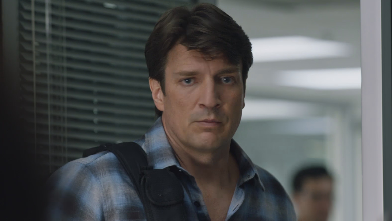 Nathan Fillion Gets Punked on His First Day as 'The Rookie' in Premiere Sneak Pe...