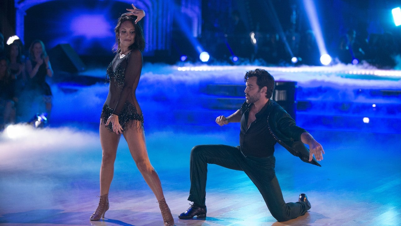 Dancing With The Stars Couples Bring Sexiness And Class