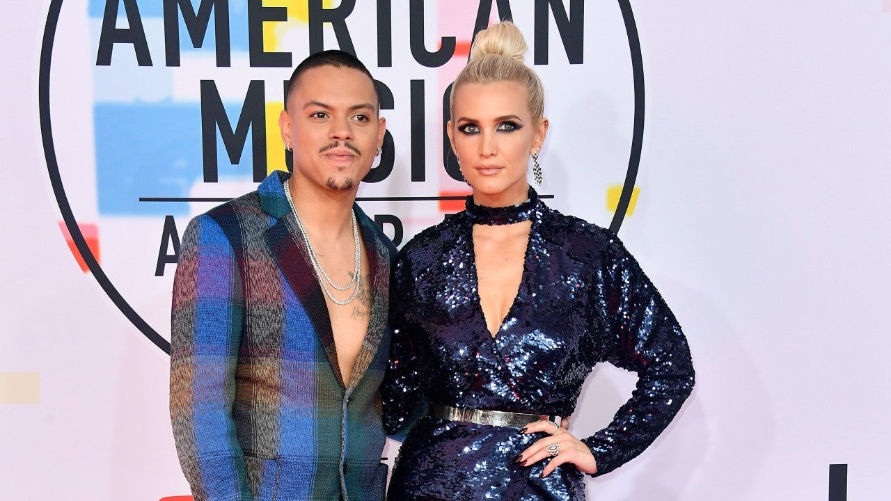 Ashlee Simpson & Evan Ross Tease Tour & Give Update on Jessica Simpson's...