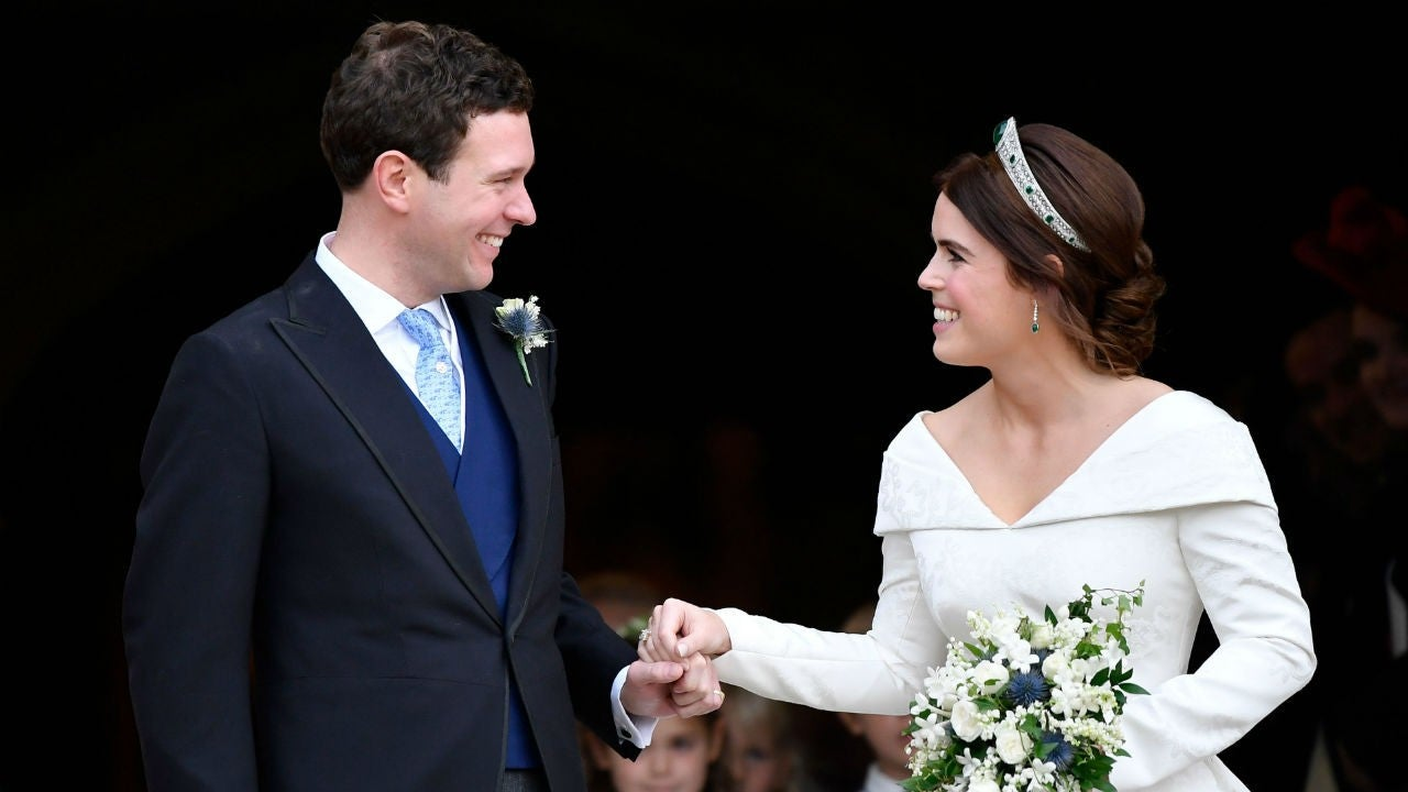 Princess Eugenie Shares Candid Snap With Giggling Princess Charlotte and Her Wed...