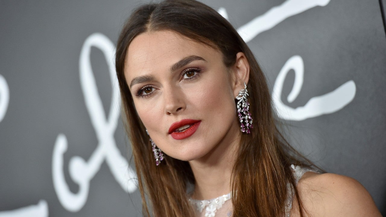 Keira Knightley Opens ...