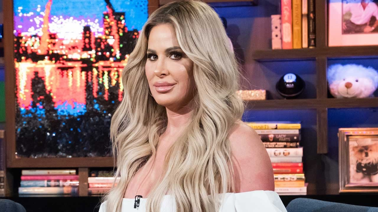 Kim Zolciak Slams People Claiming She Photoshopped a Pic of Her 4-Year-Old Twins