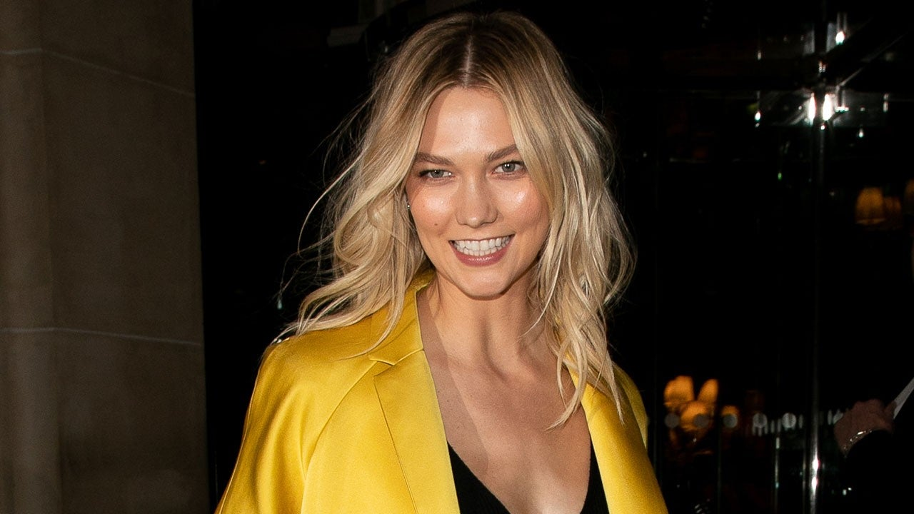 Karlie Kloss Answers Jennifer Lawrence's Question of Whether She's Still Friends...