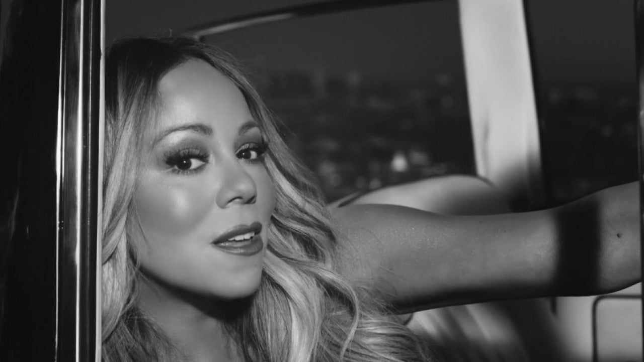 Watch Mariah Carey's Sultry New Black-and-White Music Video for 'With You' (Excl...