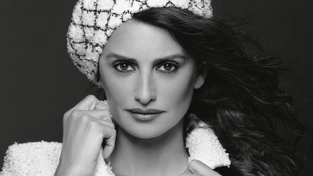 Penelope Cruz Stuns in New Fashion Campaign for Iconic French Brand  Entertainment Tonight