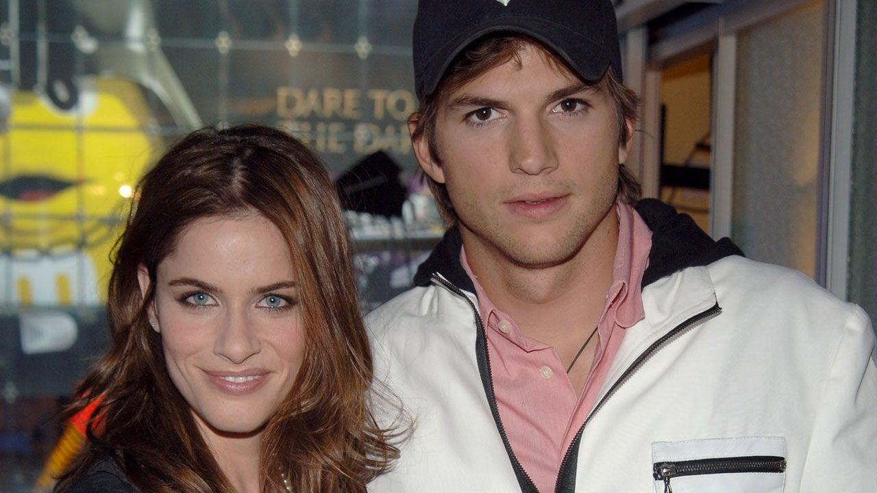 Amanda Peet A Lot Like Love amanda peet rates ashton kutcher's kissing | entertainment