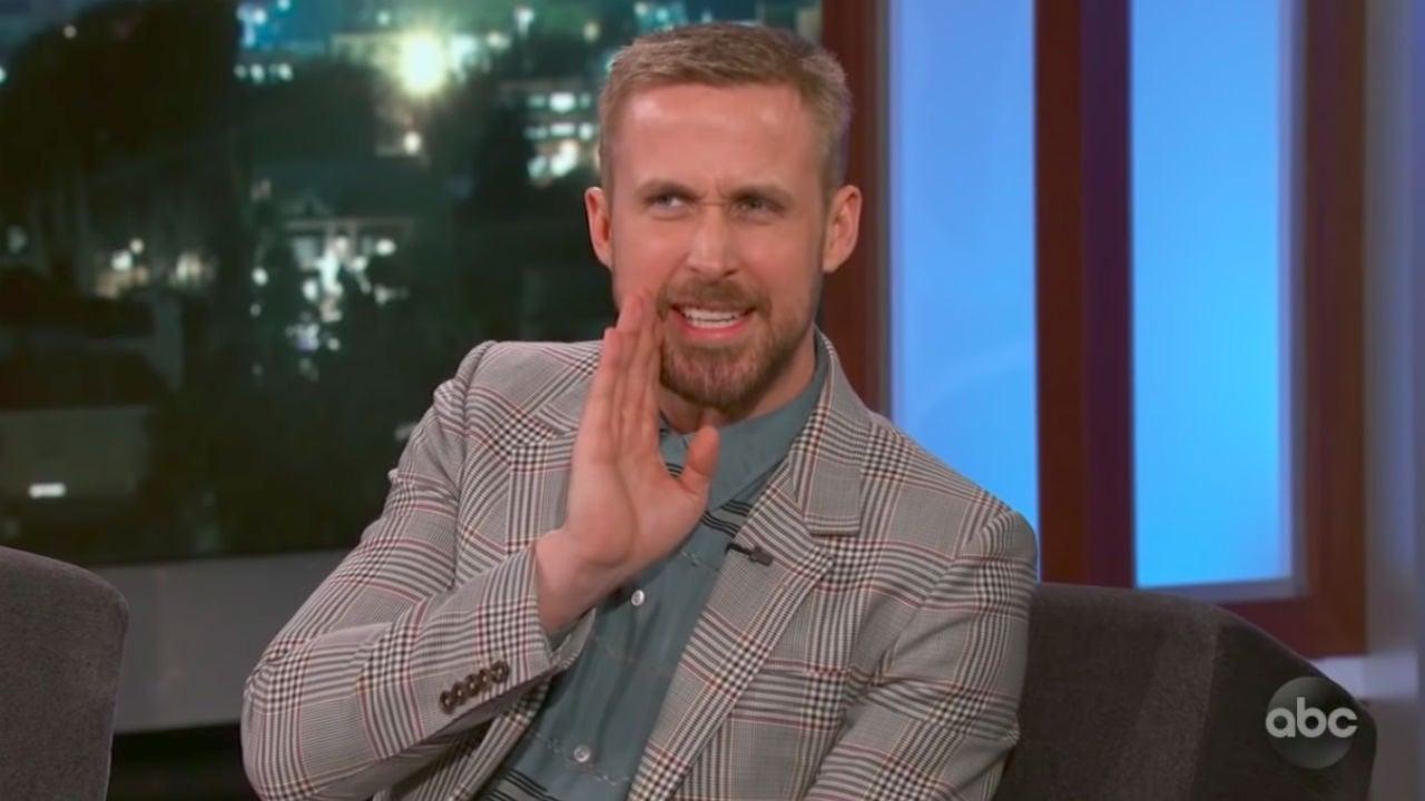 Ryan Gosling Says Italian Women Spent All of His Mother's ...