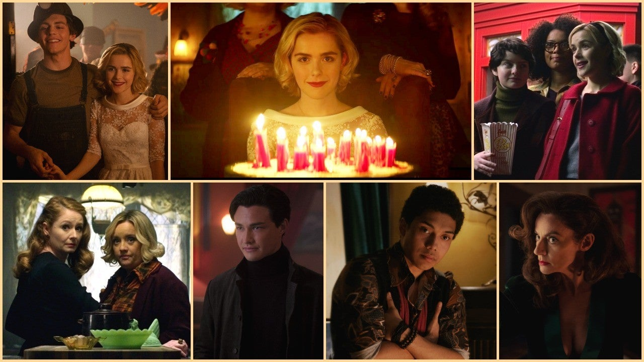 Chilling Adventures Of Sabrina New Characters