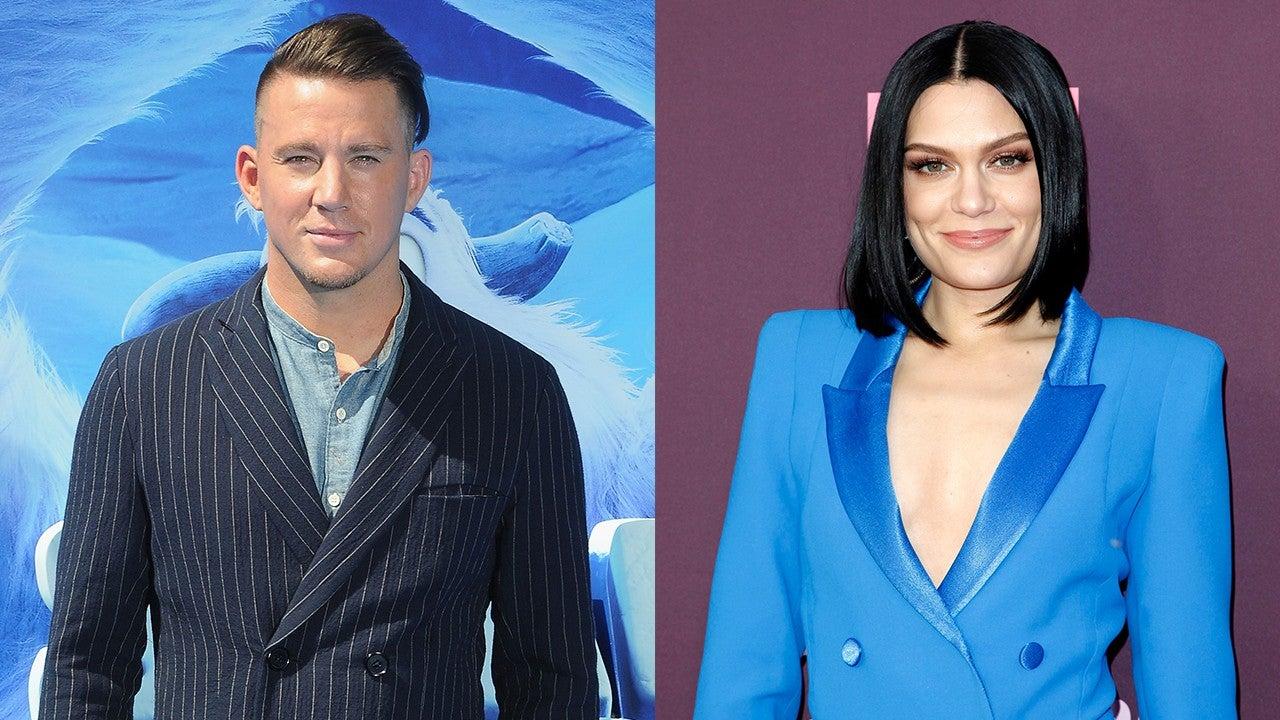 New Couple Alert! Channing Tatum Is Dating Jessie J
