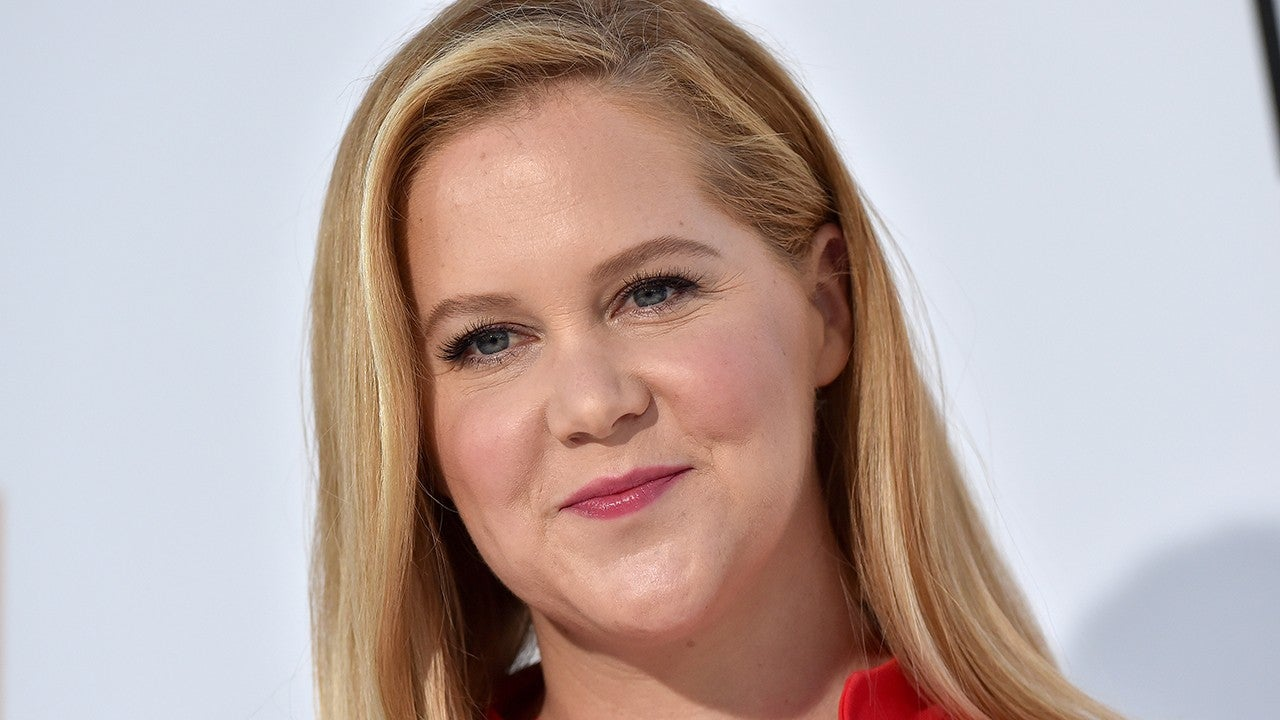braless Amy Schumer naked photo 2017