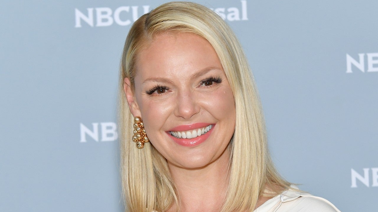 Katherine Heigl Shares the Name She Actually Goes by in Her Personal Life - Entertainment Tonight
